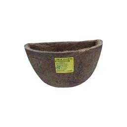 1/2 Vaso Basket 5L  - Fibra de Coco
