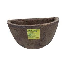 1/2 Vaso Basket 9L  - Fibra de Coco
