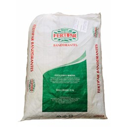 10-10-10 Fertilizante Mineral 25kg