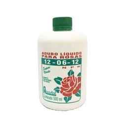Adubo Líquido Para Rosas 12-06-12 500 Ml