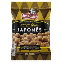 Amendoim Elma Chips Japonês 170g