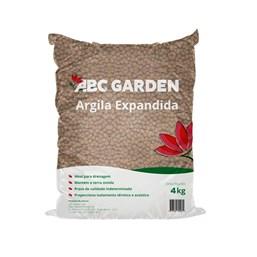 Argila Expandida ABC GARDEN 2215 - 4KG