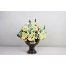 Arranjo Mix De Flores Permanente (Artificial)