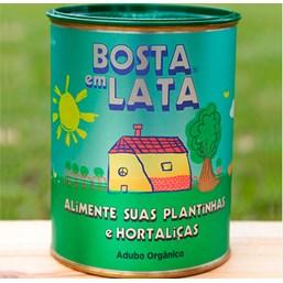 Bosta em Lata - Hortaliças Adubo Orgânico 500g