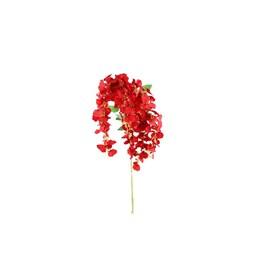 Buquê Chuva De Ouro Vermelha Permanente (Artificial) 1,12m