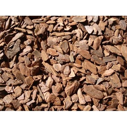 Casca De Pinus Polida Pequena 6 KG