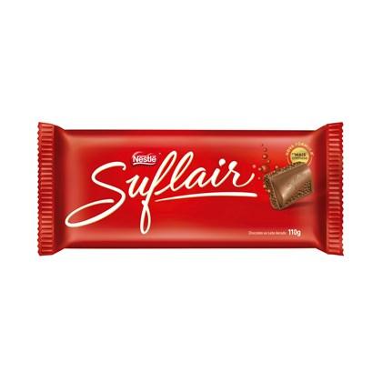 Chocolate Nestle 110g Tablete Suflair Ao Leite