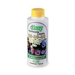 Dimy Fertilizante 10-10-10 Líquido - 120ML