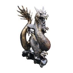 Dragão Chinês Preto