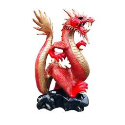 Dragão Chinês Vermelho