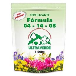 Fertilizante 04-14-08 1 KG Dosador Grátis