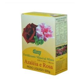 Fertilizante Dimy Azaleia E Rosas 500G