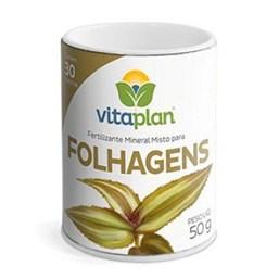 Fertilizante Folhagens Pastilha Nutriplan 50G
