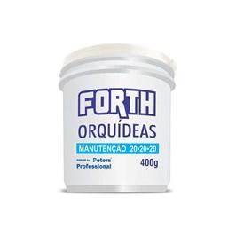 Fertilizante Forth Orquídeas - Manutenção - 400g