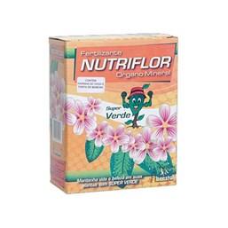 Fertilizante Nutriflor 900g