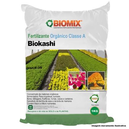 Fertilizante Orgânico Biokashi Biomix - 1 Kg