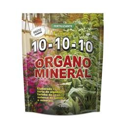 Fertilizante Organo 10-10-10 1 KG