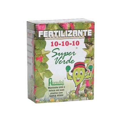 Fertilizante Super Verde 10-10-10 1KG