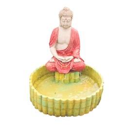 Fonte Buda Bambu - Vermelha