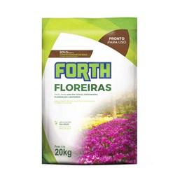 Forth Condicionador de Solo Floreiras 20kg