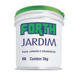 Forth Jardim 3Kg
