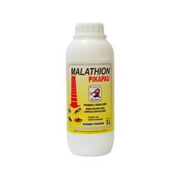 Inseticida Malathion Líquido 500 Ce Pikapau 1L