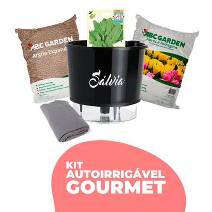 Kit Autoirrigável Gourmet