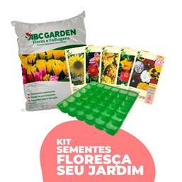Kit Sementes Floresça Seu Jardim (LEIA A DESCRIÇÃO)