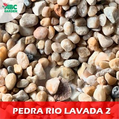 Pedra Rio Lavada 25 kg