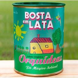 Pó Mágico Bosta em Lata para Orquídeas - 400g.