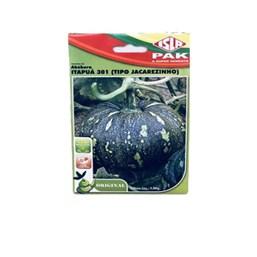 Semente De Abóbora Tapuã 301 (Tipo Jacarezinho) 1,80G