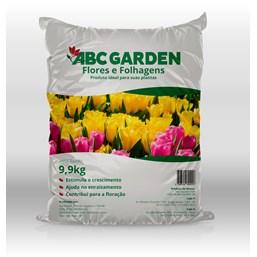 Substrato Flores e Folhagens ABC GARDEN 9,9KG