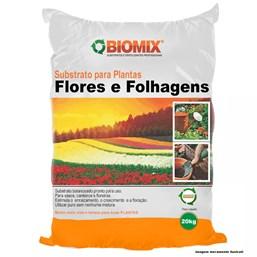 Substrato Flores e Folhagens Biomix - 20kg