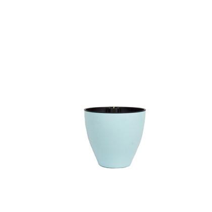 Vaso Autoirrigável Plantiê Azul