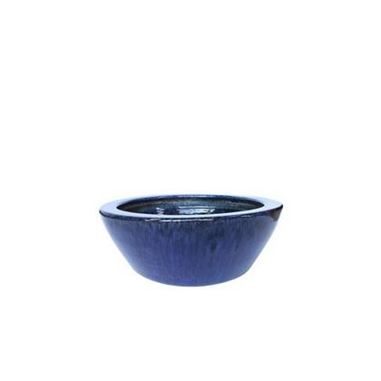Vaso Bacia 00 Azul 11cm x 25cm