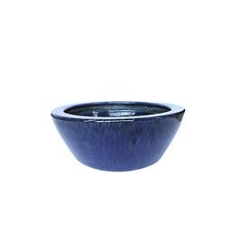 Vaso Bacia 02 Azul 15cm x 37cm