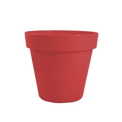 Vaso Bari Okla - Vermelho