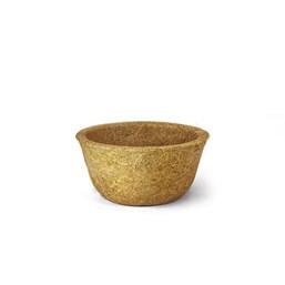 Vaso Cuia Fibra De Coco Nutricoco M 12,5cm X 24cm