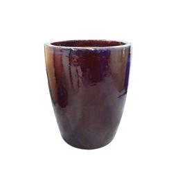 Vaso Vietnamita A Clássico Marrom Grande 55cm x 67cm