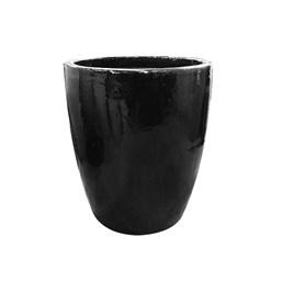 Vaso Vietnamita A Clássico Preto Grande 55cm x 67cm