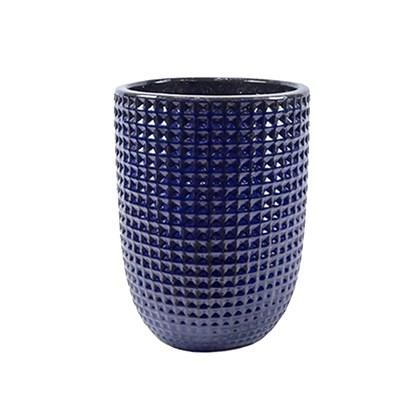 Vaso Vietnamita A Clássico Ravi Azul 55cm x 70cm