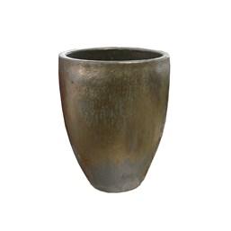 Vaso Vietnamita A Clássico Sépia Grande 55cm x 67cm