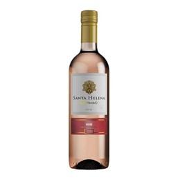 Vinho Chileno Rosé Santa Helena Reservado Garrafa 750ml